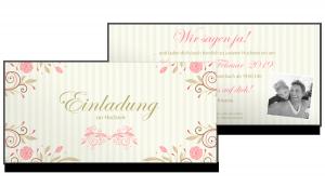 Hochzeitskarten Vintage kartenkaiser.ch